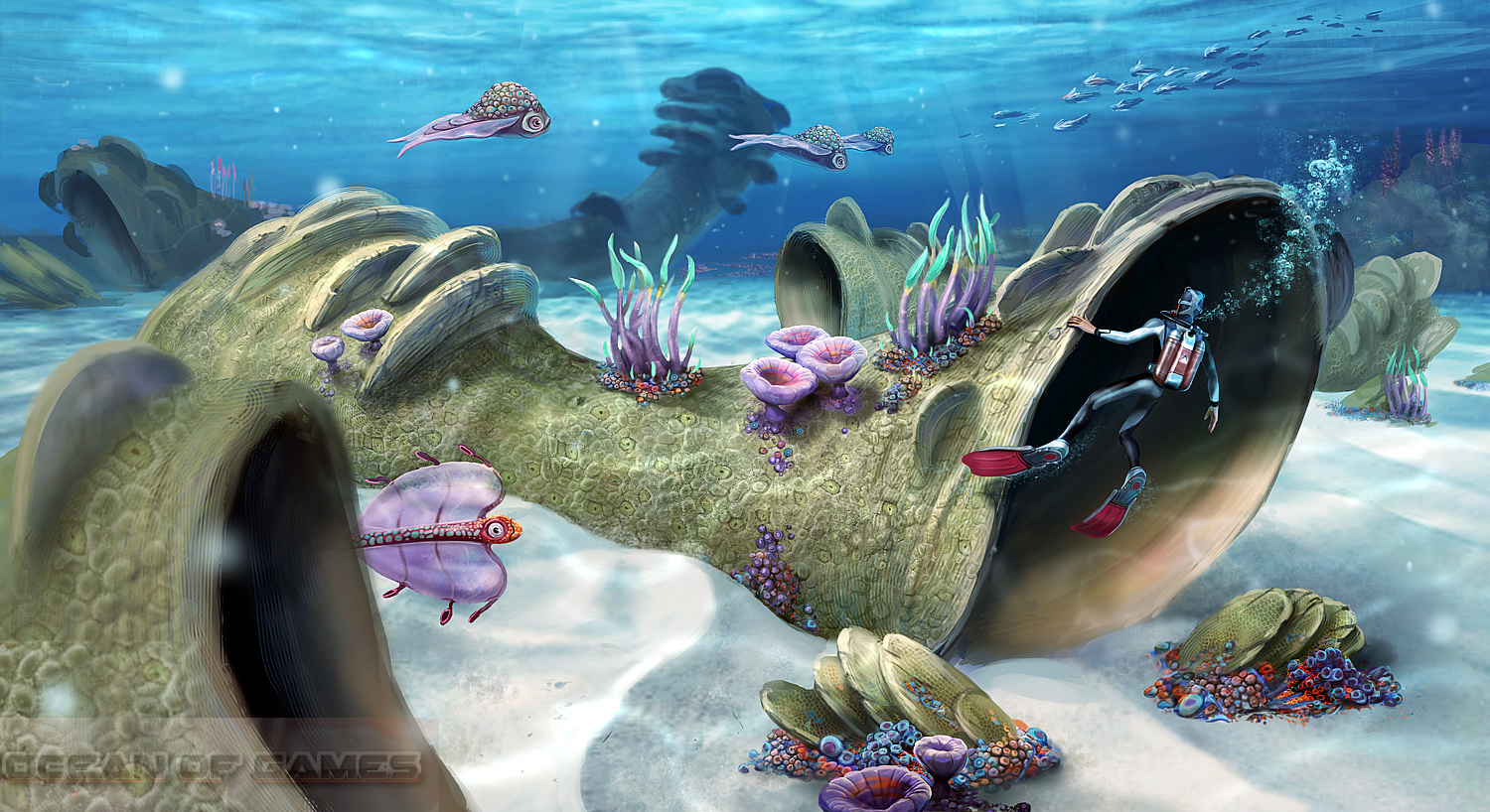 Subnautica Setup Download For Free