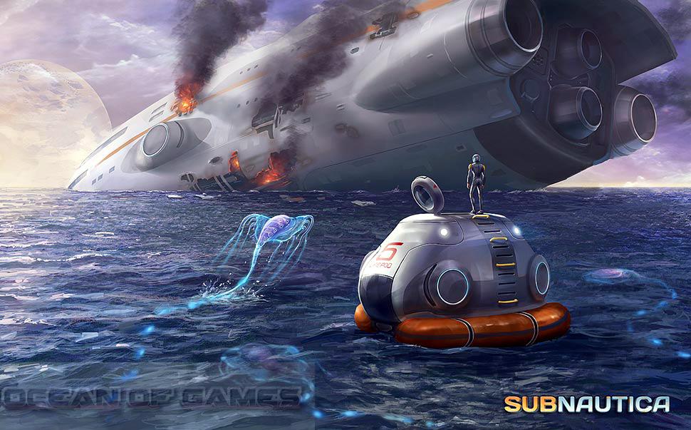 Subnautica Setup Free Download