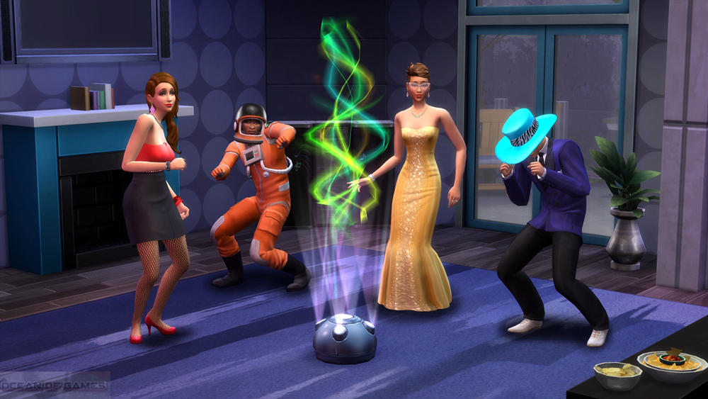 The Sims 4 Deluxe Edition Features