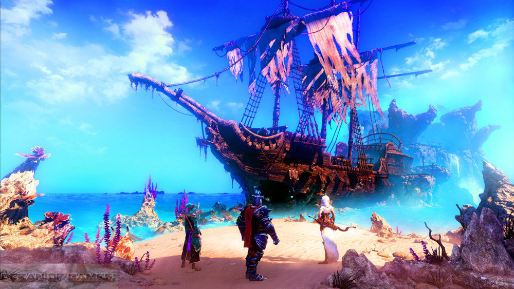 Trine 3 The Artifacts of Power Setup Free Download