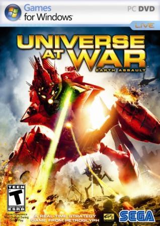 Universe at War Earth Assault Free Download