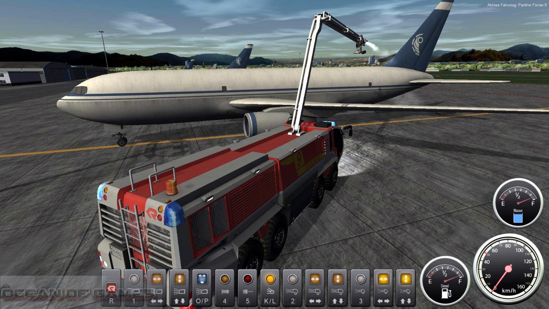 Airport Firefighter Simulator Setup Free Download