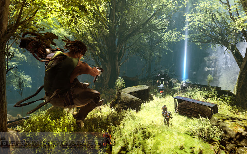 Bionic Commando 2009 Features