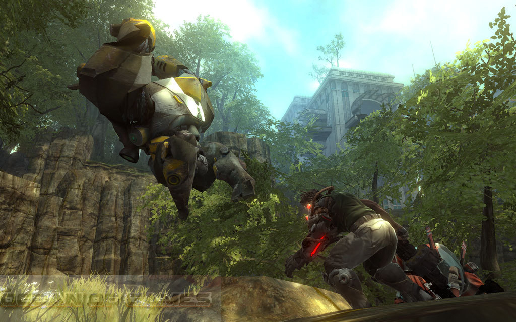 Bionic Commando 2009 Setup Download For Free