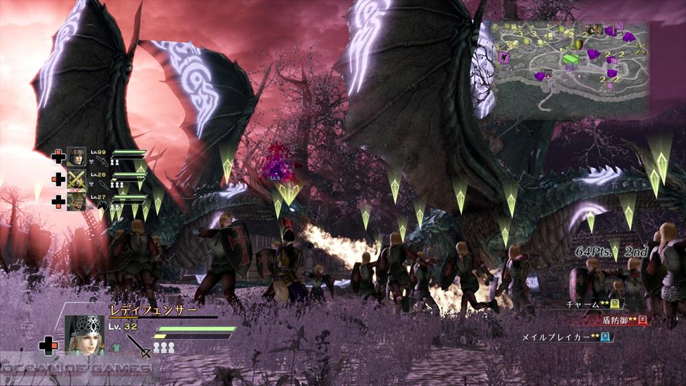 Bladestorm Nightmare Features