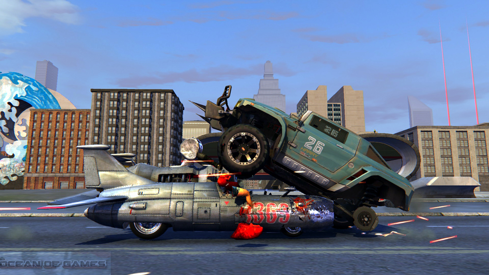 Carmageddon Reincarnation PC Game Download For Free