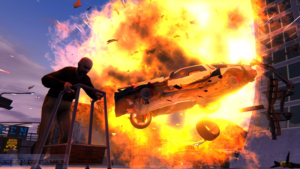 Carmageddon Reincarnation PC Game Features