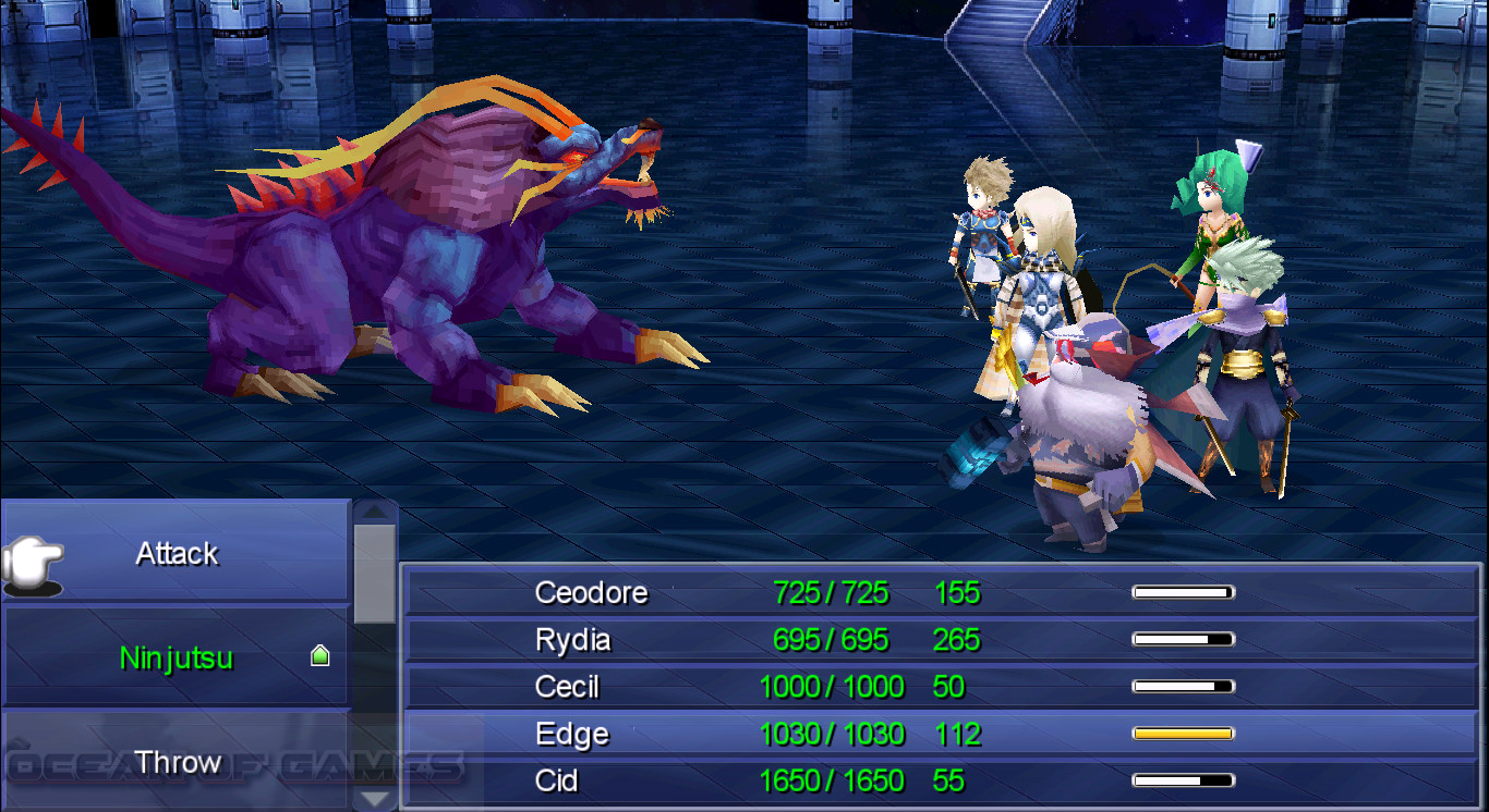 Final Fantasy IV The After Years Download For Free