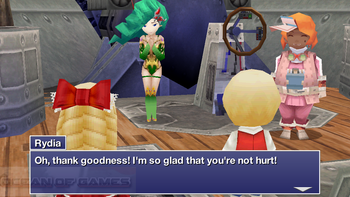 Final Fantasy IV The After Years Features