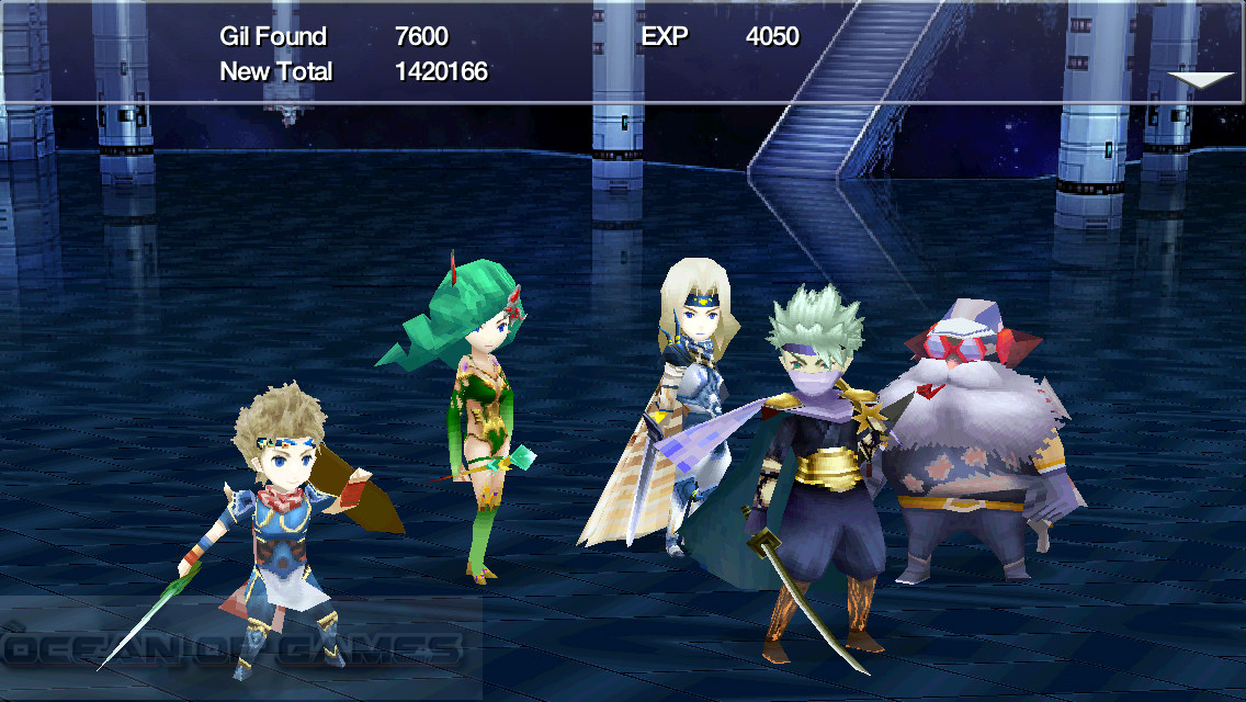 Final Fantasy IV The After Years Setup Free Download