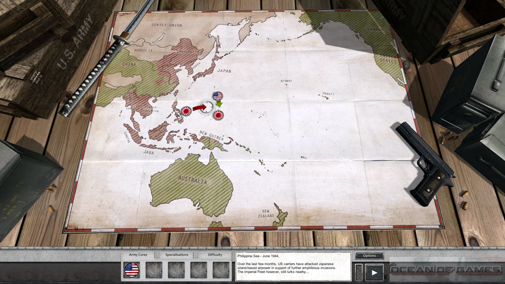 Order of Battle Pacific Setup Download For Free