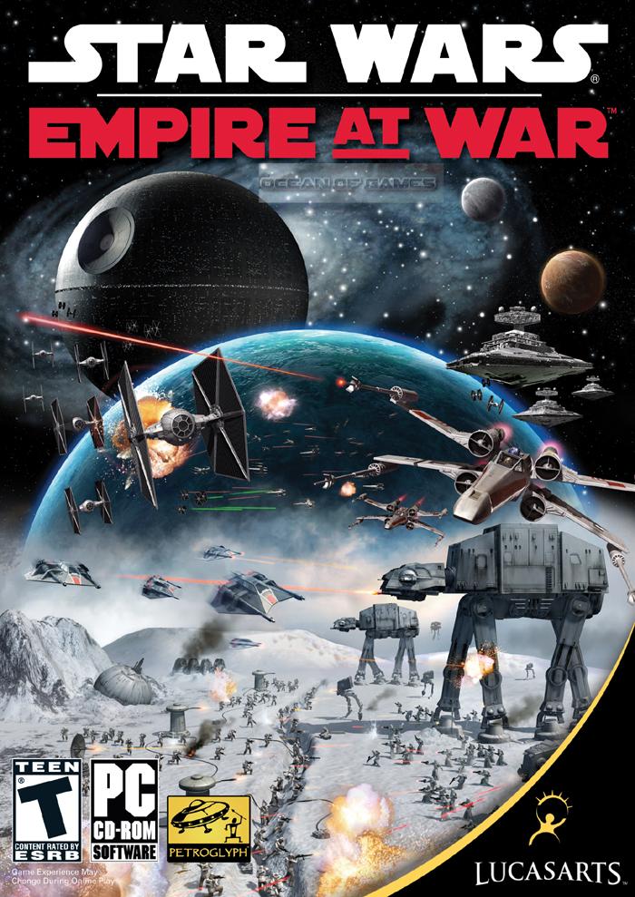 Star Wars Empire at War Free Download