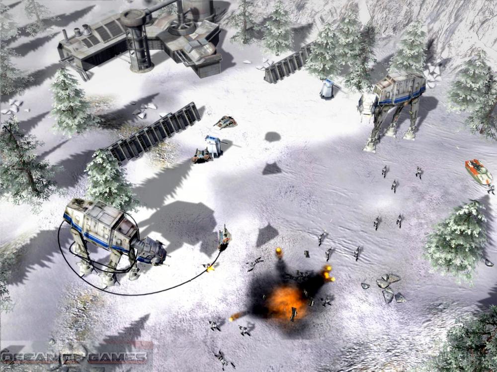 Star Wars Empire at War Setup Download For Free