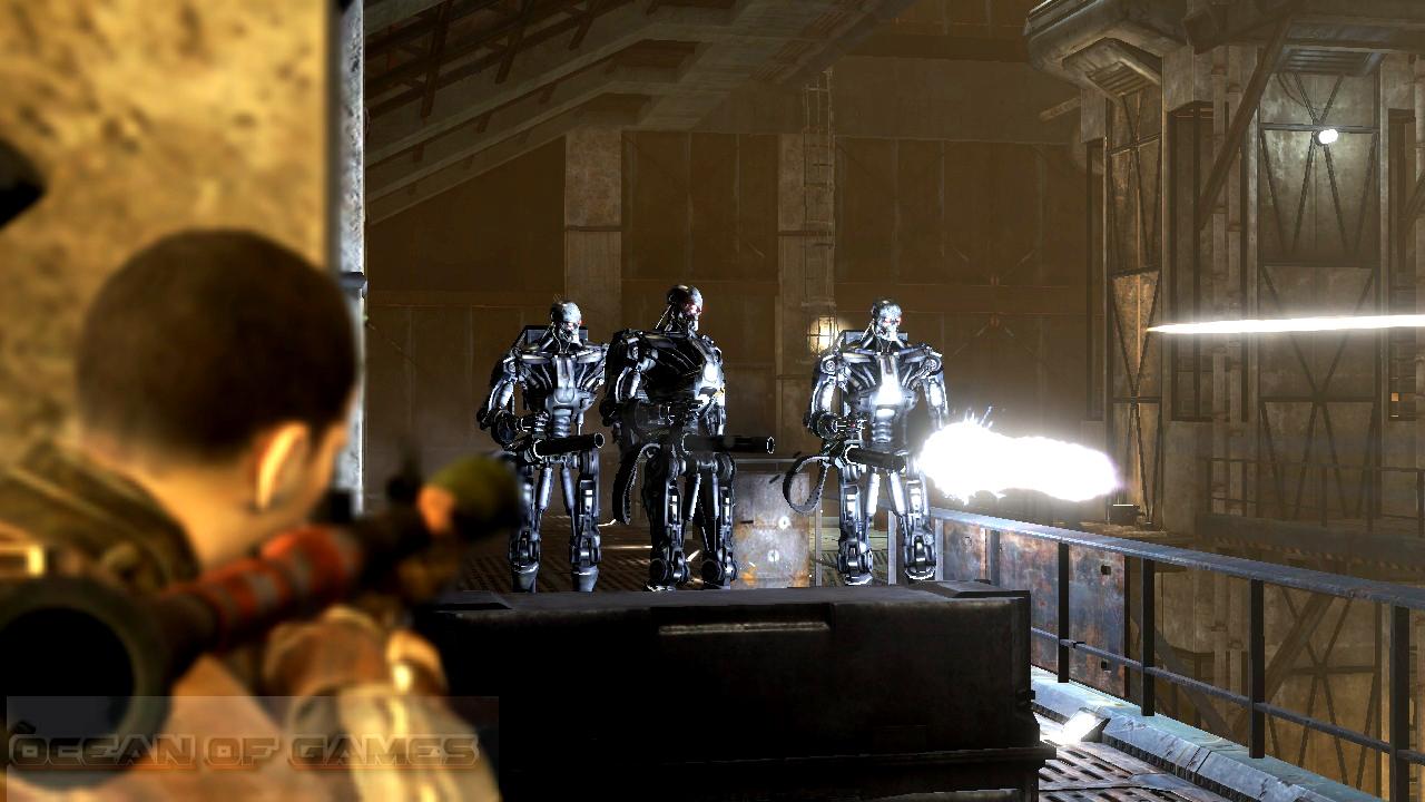 Terminator Salvation Setup Free Download