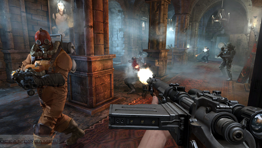 Wolfenstein The Old Blood Setup Download For Free