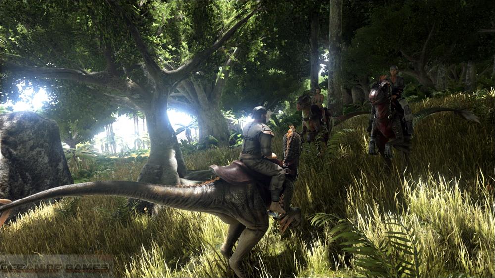 ARK Survival Evolved Setup Free Download