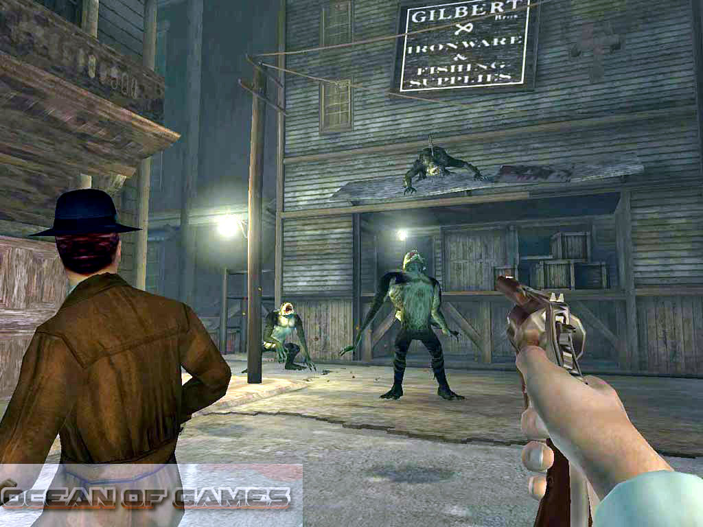 Call of Cthulhu Dark Corners of the Earth Setup Free Download