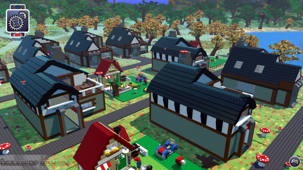 LEGO Worlds Features
