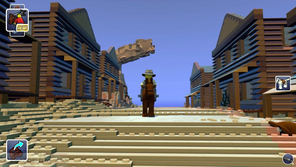 LEGO Worlds Setup Free Downoad
