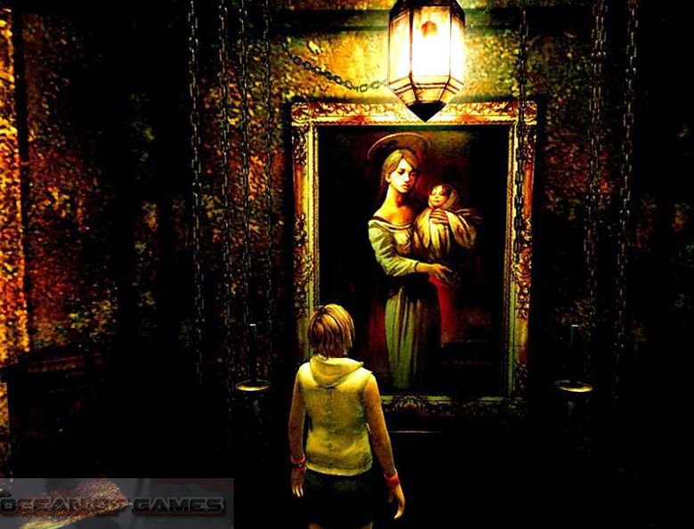Silent Hill 3 Features