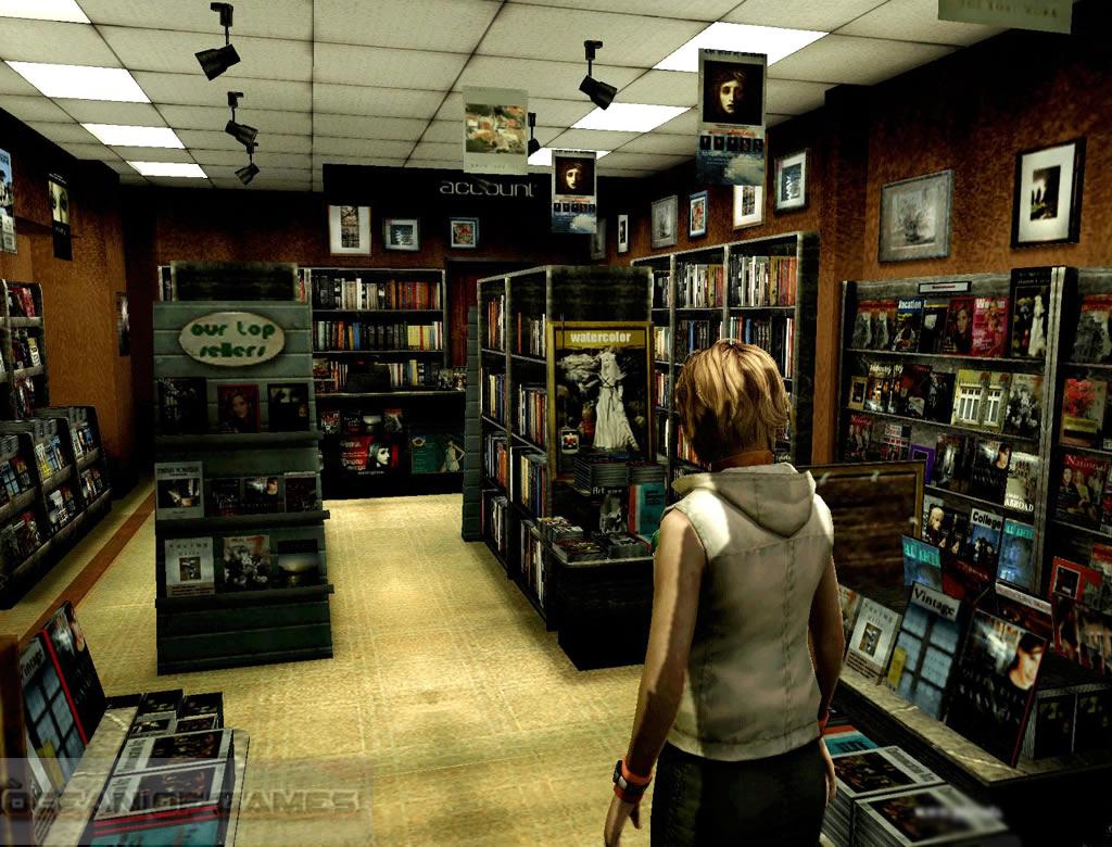 Silent Hill 3 Setup Free Download