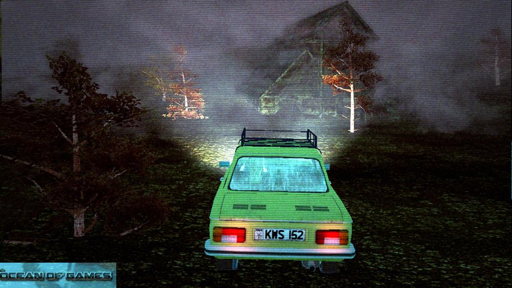 Sylvio PC Game Features
