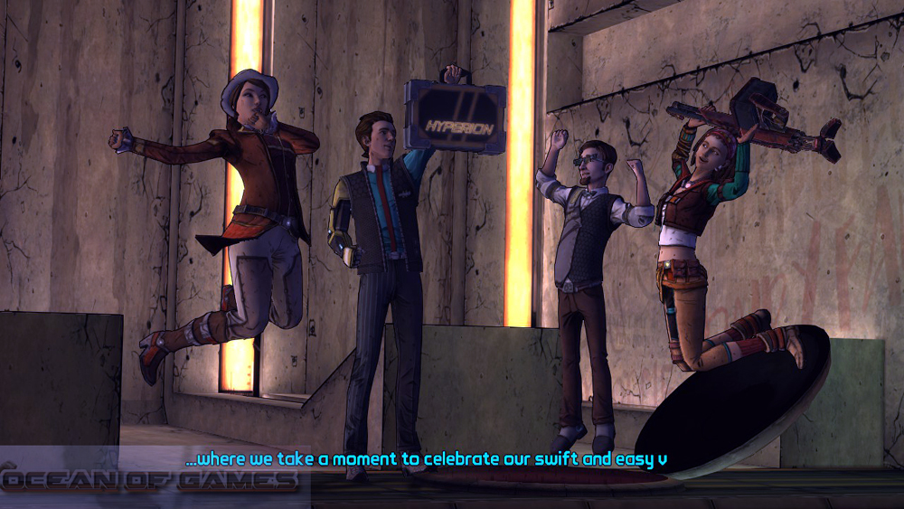 Tales from the Borderlands Episode 3 Setup Download For Free