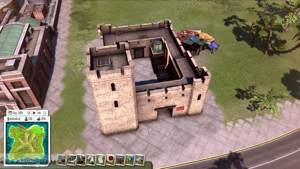 Tropico 5 Espionage Setup Download For Free