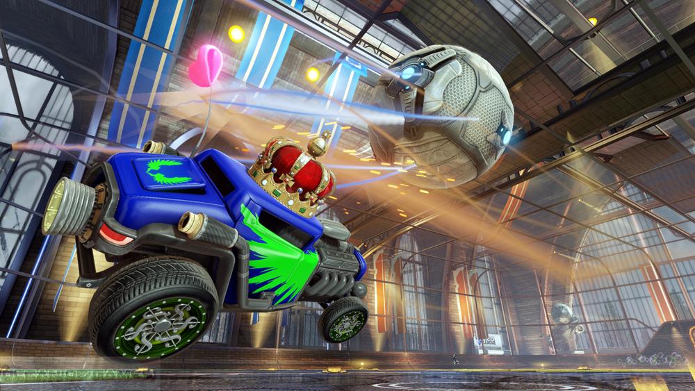 Rocket League Setup Free Download