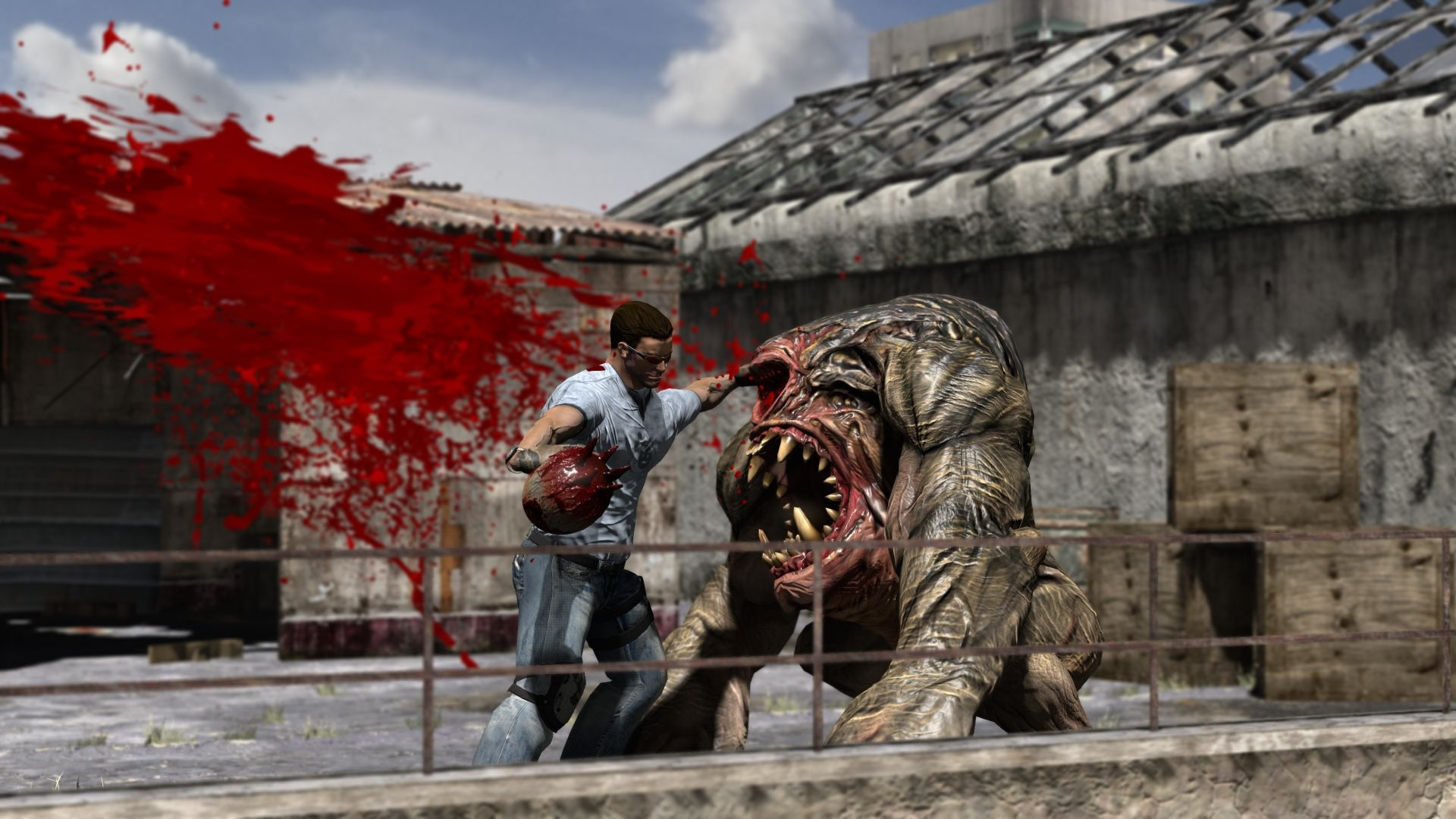 Serious Sam 3 BFE Features