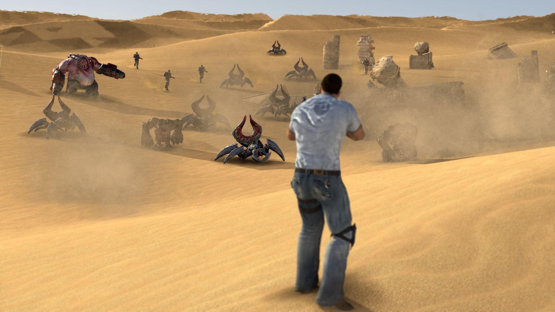 Serious Sam 3 BFE Setup Free Download