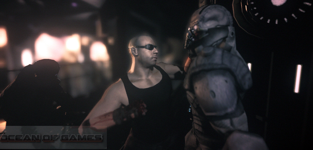 The Chronicles of Riddick Assault on Dark Athena Setup Download For Free
