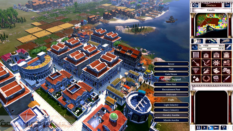 Caesar IV Setup Free Download
