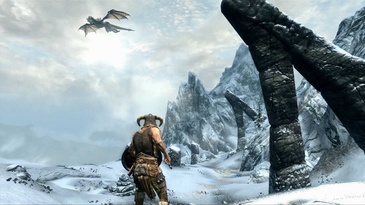 The Elder Scrolls V Skyrim Legendary Edition Features