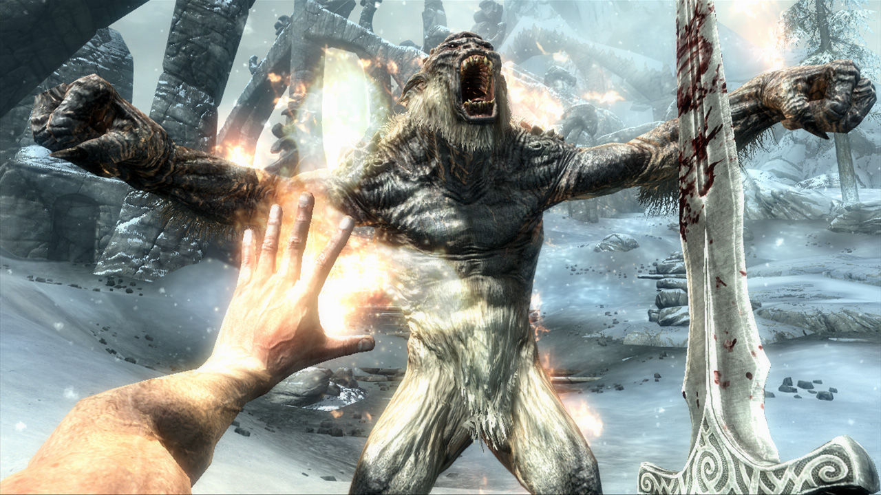 The Elder Scrolls V Skyrim Legendary Edition Setup Download For Free