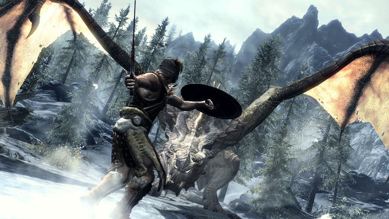 The Elder Scrolls V Skyrim Legendary Edition Setup Free Download