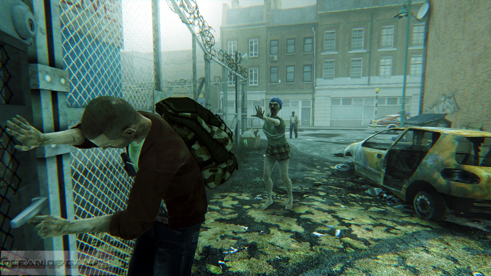 ZOMBI PC Game 2015 Features