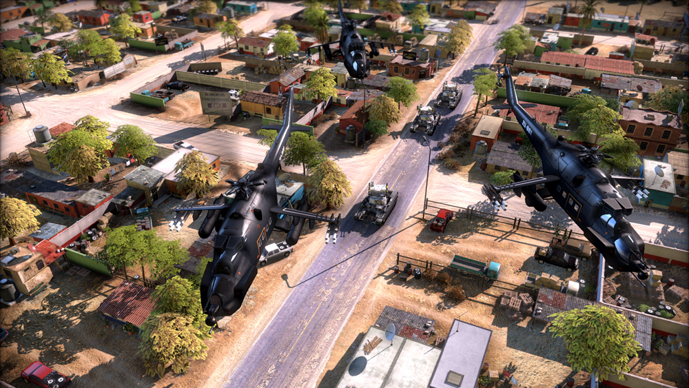 Act of Aggression Download For Free