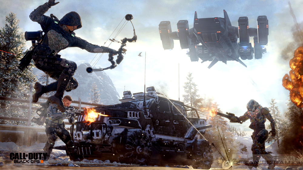 Call of Duty Black Ops III Setup Download For Free