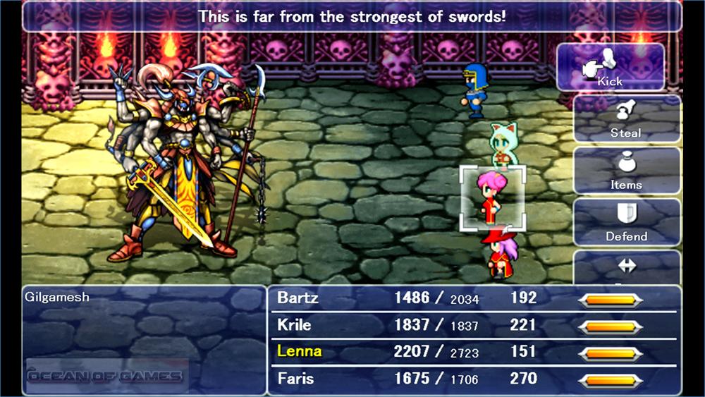 Final Fantasy V Download For Free