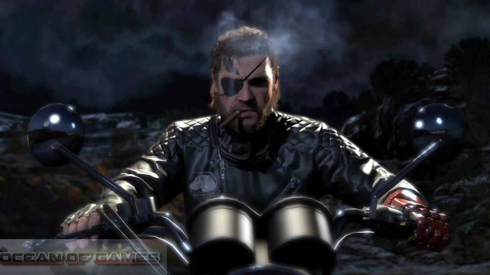 Metal Gear Solid V The Phantom Pain Setup Free Download