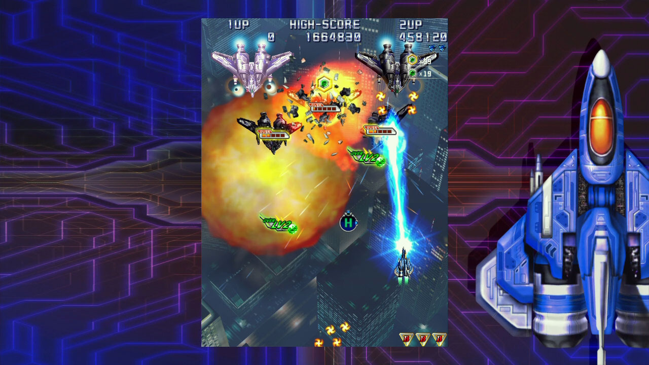 Raiden IV Overkill PC Game Setup Free Download