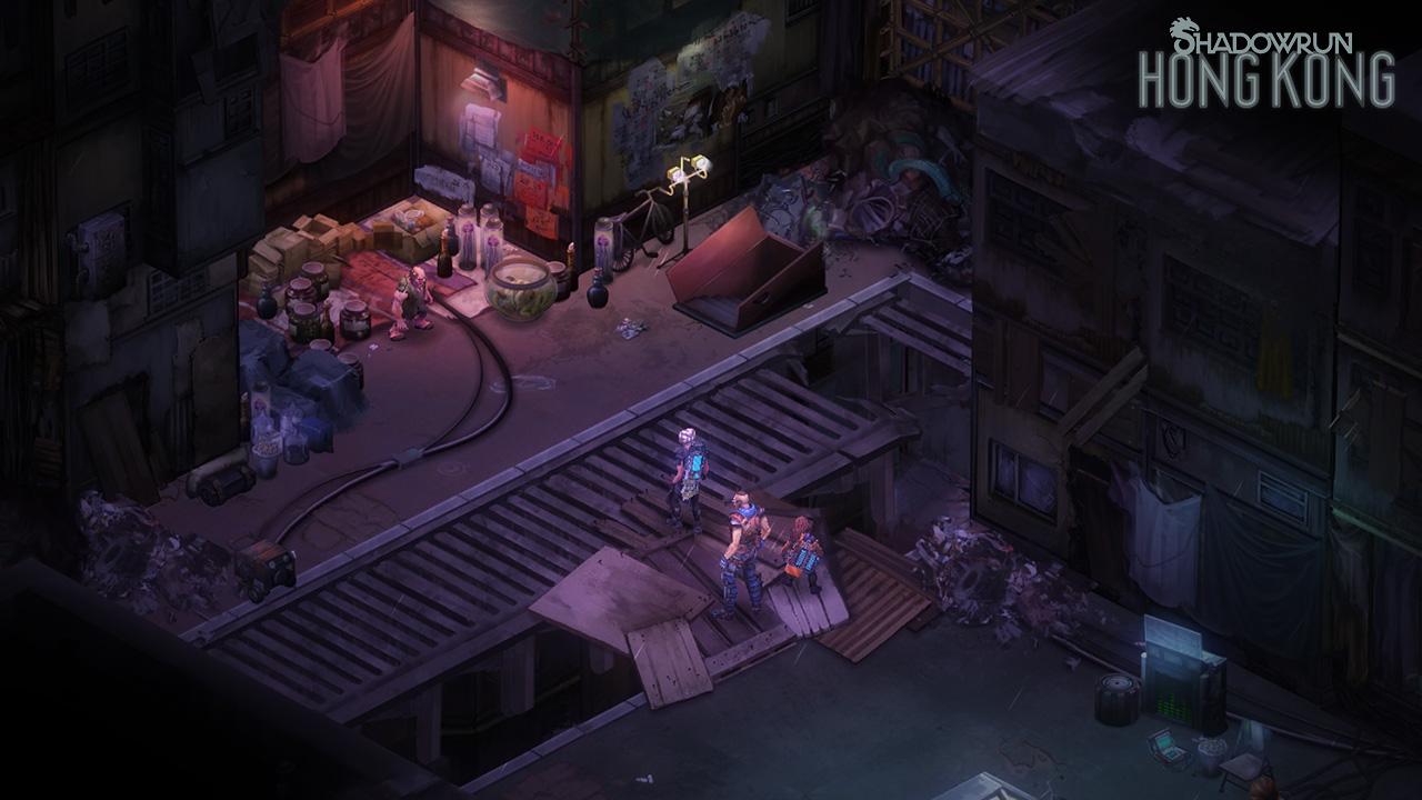 Shadowrun Hong Kong Features