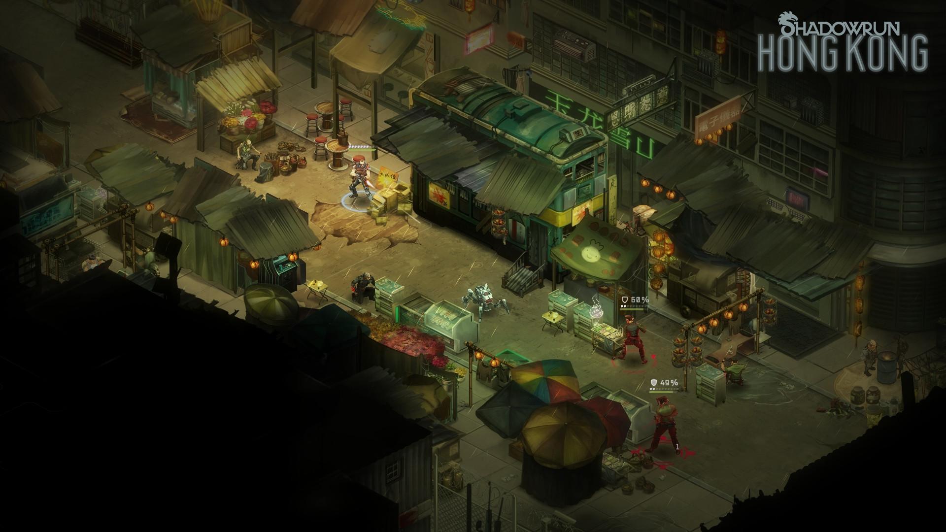 Shadowrun Hong Kong Setup Free Download