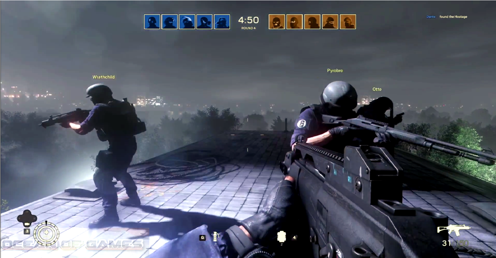 Tom Clancys Rainbow Six Siege Setup Free Download