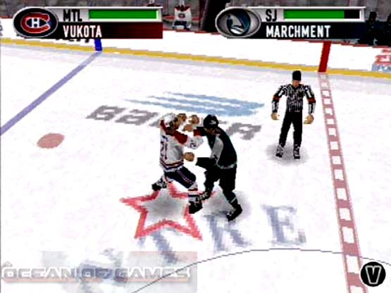 NHL 99 Features
