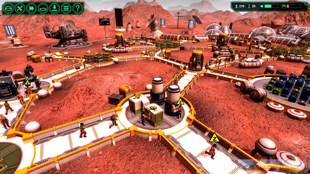 Planetbase PC Game Setup Download For Free