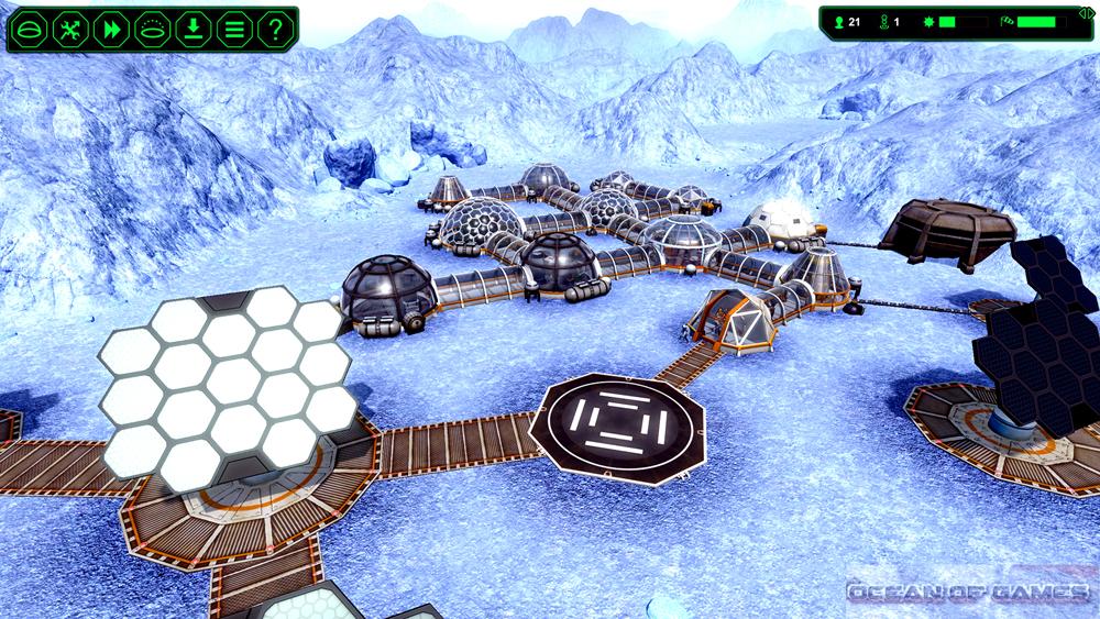 Planetbase PC Game Setup Free Download