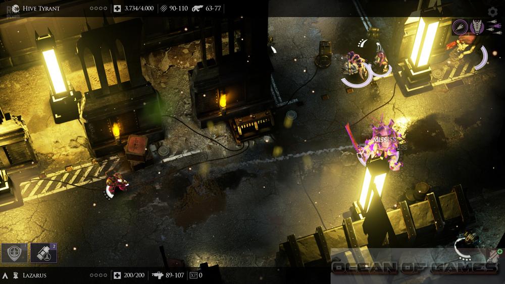 Warhammer 40000 Deathwatch Features