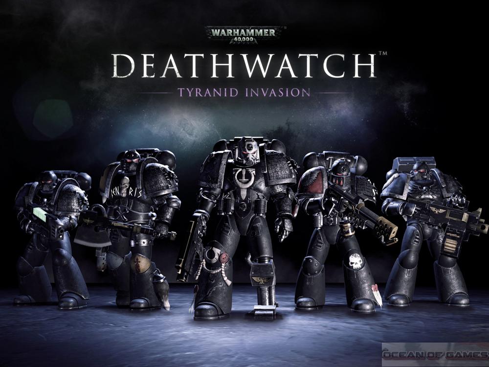 Warhammer 40000 Deathwatch Free Download